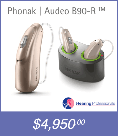 Phonak Audeo BR90 Hearing Aids Device