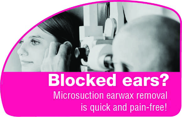 Blocked Ear Wax