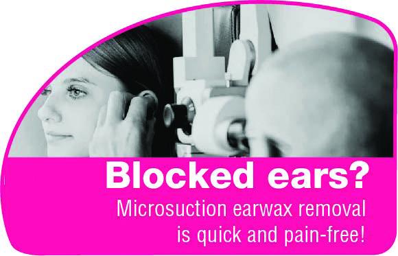 Blocked Ears