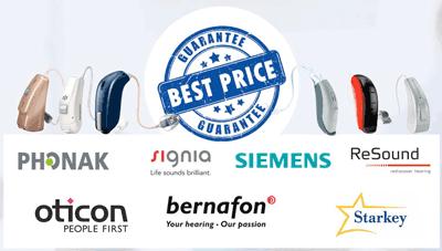 Hearing Aids Best Price