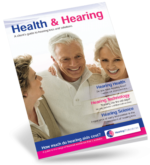 Free Health & Hearing Magazine