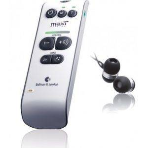 Bellman Audio Maxi with earbuds