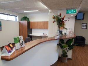 Boronia Hearing Professionals Reception