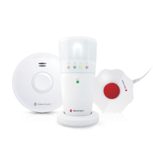 Smoke Alarm Pack (BE8044) with Lithium Battery