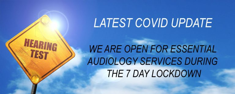 Hearing Test with Hearing Aid or loss / Sound Wave
